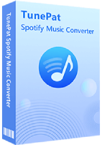 Box of TunePat Spotify Converter